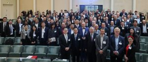 Group photo, May 2019 R&D and Technology Summit