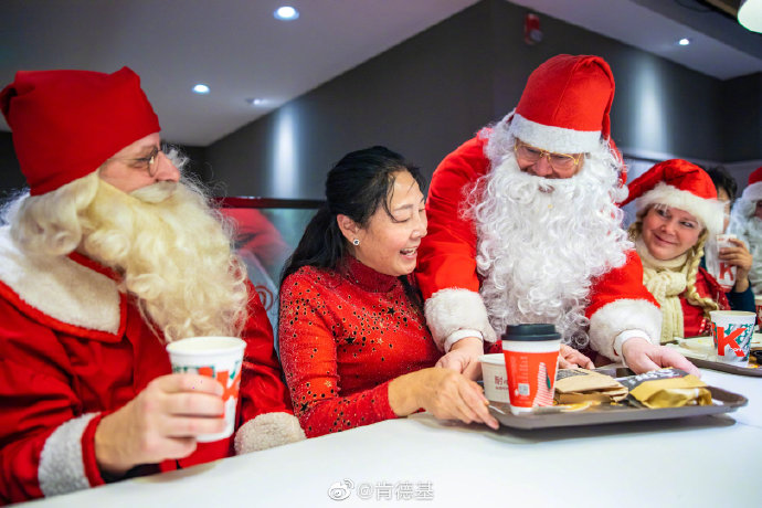 Santas in China 2019 image 5