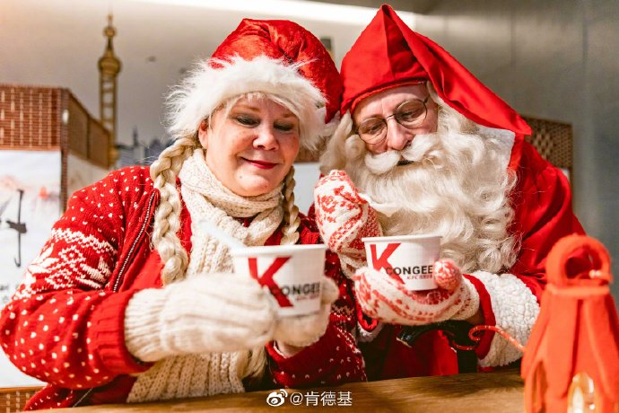 Santas in China 2019 image 6