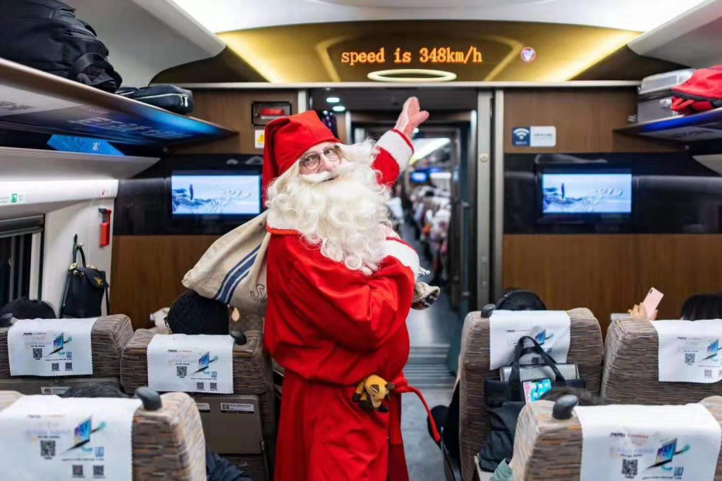 Santas in China 2019 image 12