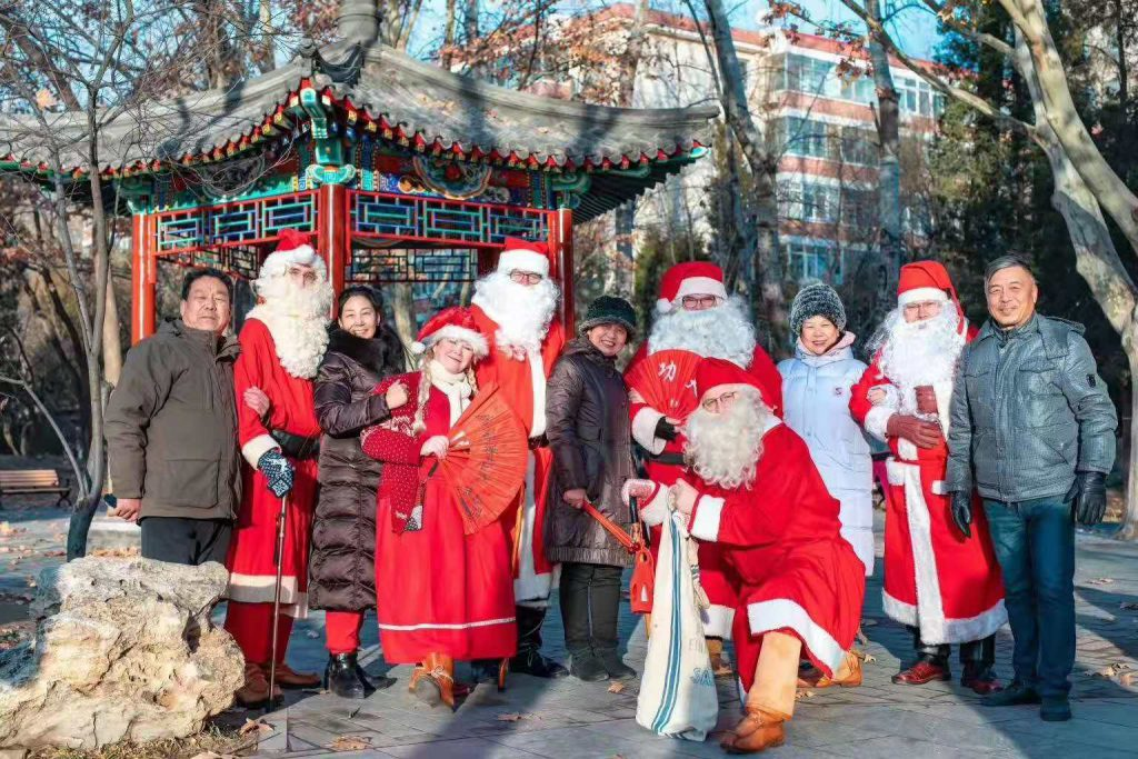 Santas in China 2019 image 19