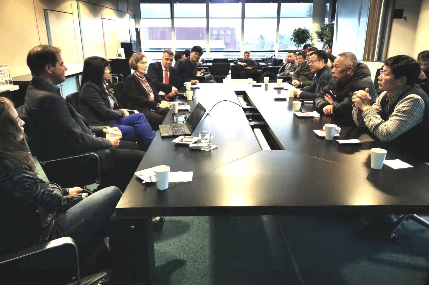 2019 Jiangsu Delegation