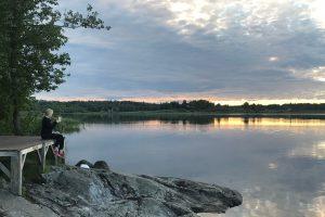 芬兰湖景2