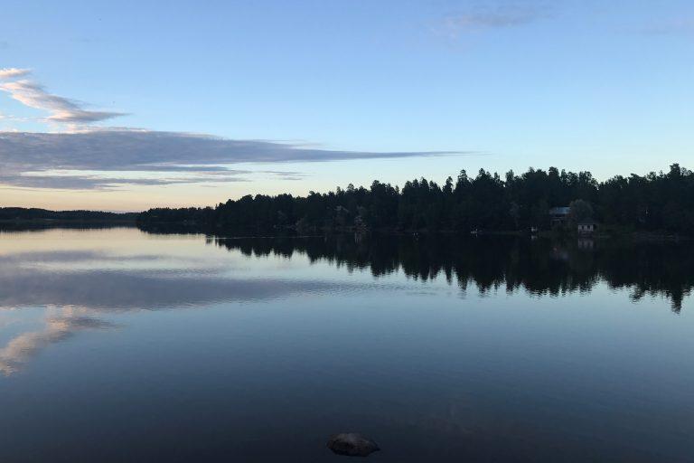 芬兰湖景3