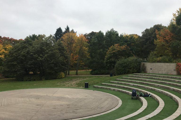 赫尔辛基公园