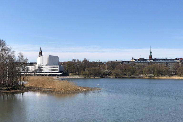 赫尔辛基芬兰地亚大厦