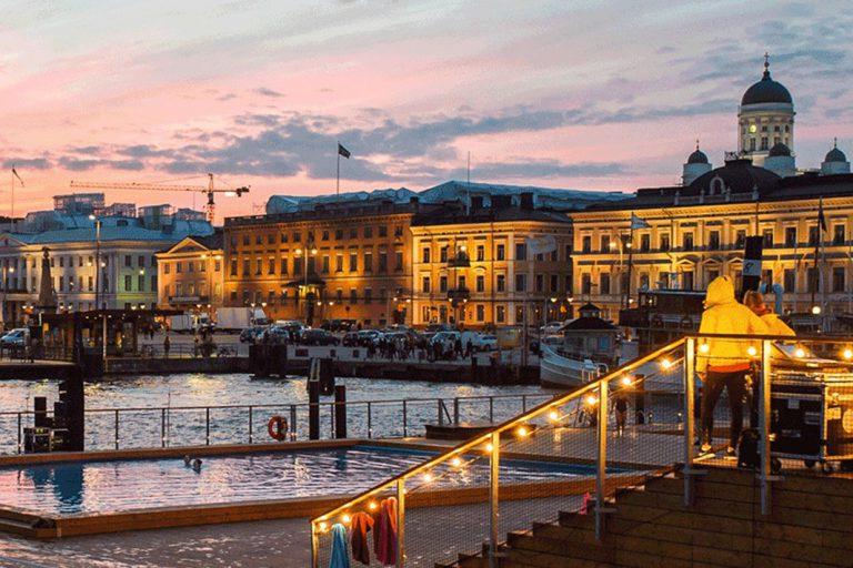 Helsinki-南码头游泳池
